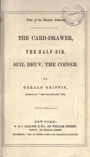 Cover of: The works of Gerald Griffin