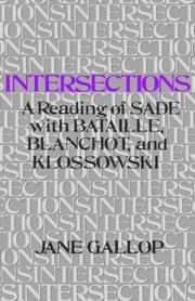 Cover of: Intersections
