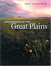 Cover of: Encyclopedia of the Great Plains | David J. Wishart, editor.