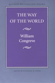 Cover of: Way of the World