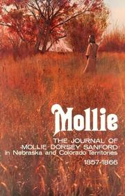 Cover of: Mollie | Mollie Dorsey Sanford
