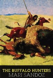 Cover of: The buffalo hunters