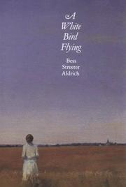 Cover of: A white bird flying