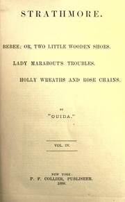 Cover of: Ouida, illustrated