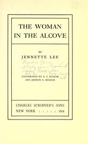 Cover of: The woman in the alcove