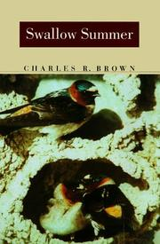 Cover of: Swallow summer | Brown, Charles Robert