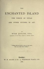 Cover of: The enchanted island