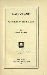 Cover of: Fairyland