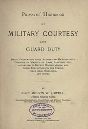 Cover of: Privates