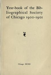 Cover of: Year-book