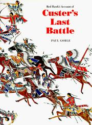 Cover of: Red Hawk's account of Custer's last battle