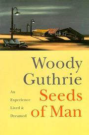Cover of: Seeds of man