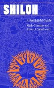 Cover of: Shiloh: A Battlefield Guide (This Hallowed Ground: Guides to Civil Wa)