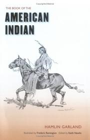 Cover of: The book of the American Indian