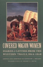 Cover of: Covered Wagon Women, Vol. 9 | Frances H. Simson