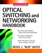 Optical switching and networking handbook by Regis J. Bates