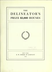 Cover of: The Delineator