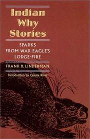 Cover of: Indian why stories | Linderman, Frank Bird