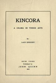 Cover of: Kincora