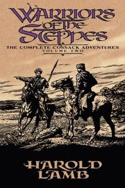 Cover of: Warriors of the steppes | Harold Lamb