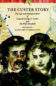 Cover of: The Custer story