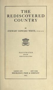 Cover of: The Rediscovered Country