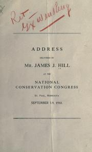 Cover of: Address