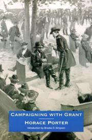 Campaigning with Grant by Porter, Horace
