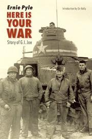 Here is your war by Ernie Pyle