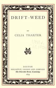 Cover of: Drift-weed
