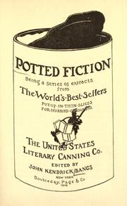 Cover of: Potted fiction