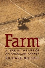 Cover of: Farm | Richard Rhodes