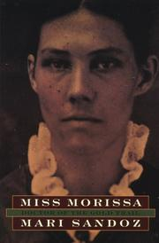 Cover of: Miss Morissa, doctor of the gold trail