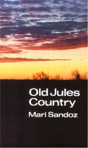 Cover of: Old Jules country