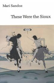 Cover of: These were the Sioux