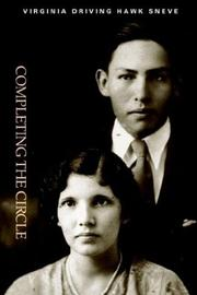 Cover of: Completing the Circle (North American Indian Prose Award)