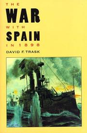Cover of: The war with Spain in 1898
