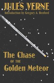 Cover of: The chase of the golden meteor