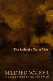 Cover of: The body of a young man