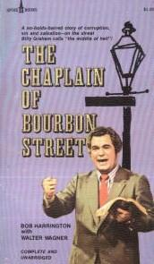 Cover of: The chaplain of Bourbon Street