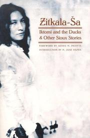 Cover of: Iktomi and the ducks and other Sioux stories