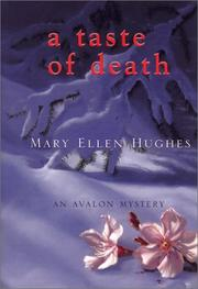 Cover of: A taste of death | Mary Ellen Hughes