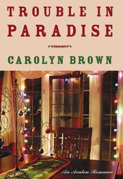 Cover of: Trouble in paradise