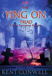 Cover of: The Ying on Triad: A Tony Boudreaux Mystery (Avalon Mystery)