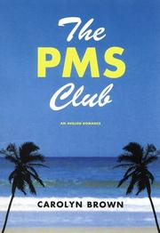Cover of: The PMS Club
