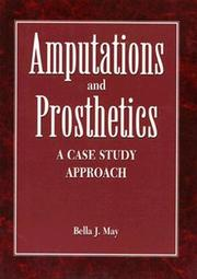 Cover of: Amputations and Prosthetics