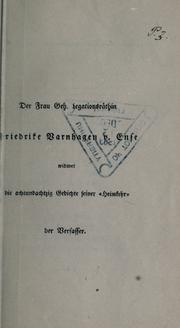 Cover of: Heine's Harzreise