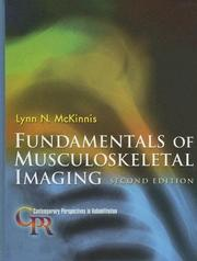 Cover of: Fundamentals of Musculoskeletal Imaging (Contemporary Perspectives in Rehabilitation)