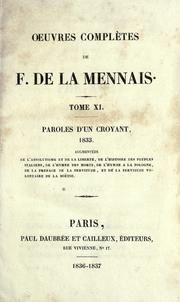 Cover of: Works.