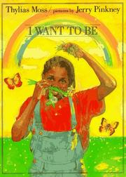 Cover of: I Want to Be